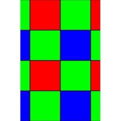 Bayer Pattern 5 5  X 8 5  Notebooks by Simbadda