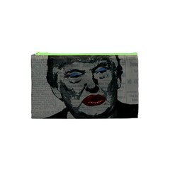 Transgender President    Cosmetic Bag (xs) by Valentinaart
