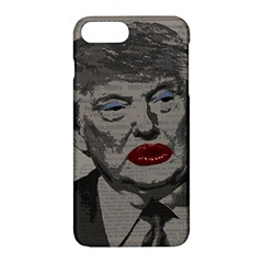 Transgender President    Apple Iphone 7 Plus Hardshell Case by Valentinaart
