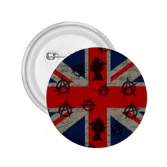 United Kingdom  2 25  Buttons by Valentinaart