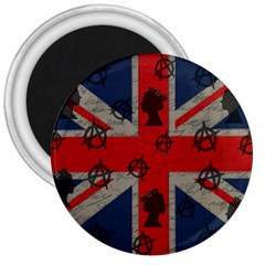 United Kingdom  3  Magnets by Valentinaart