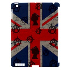 United Kingdom  Apple Ipad 3/4 Hardshell Case (compatible With Smart Cover) by Valentinaart