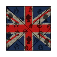United Kingdom  Acrylic Tangram Puzzle (6  X 6 ) by Valentinaart