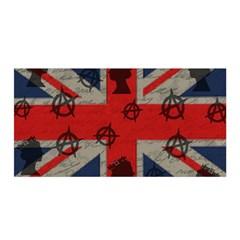United Kingdom  Satin Wrap by Valentinaart