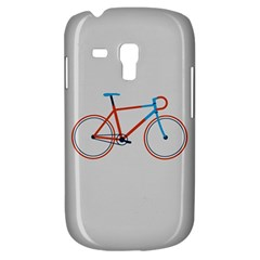 Bicycle Sports Drawing Minimalism Galaxy S3 Mini by Simbadda