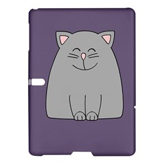Cat Minimalism Art Vector Samsung Galaxy Tab S (10 5 ) Hardshell Case