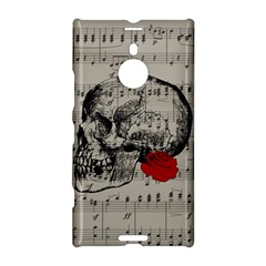 Skull And Rose  Nokia Lumia 1520 by Valentinaart