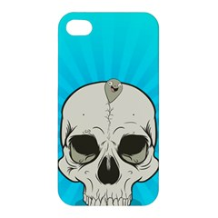 Skull Ball Line Schedule Apple Iphone 4/4s Hardshell Case by Simbadda