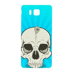 Skull Ball Line Schedule Samsung Galaxy Alpha Hardshell Back Case by Simbadda