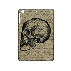 Skull Ipad Mini 2 Hardshell Cases by Valentinaart