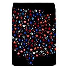America Usa Map Stars Vector  Flap Covers (l)  by Simbadda