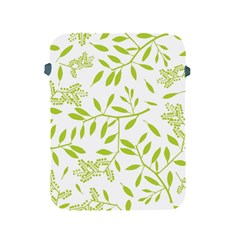 Leaves Pattern Seamless Apple Ipad 2/3/4 Protective Soft Cases by Simbadda