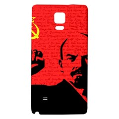 Lenin  Galaxy Note 4 Back Case by Valentinaart