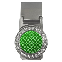 Whatsapp Logo Pattern Money Clips (cz)  by Simbadda