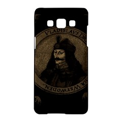 Count Vlad Dracula Samsung Galaxy A5 Hardshell Case  by Valentinaart