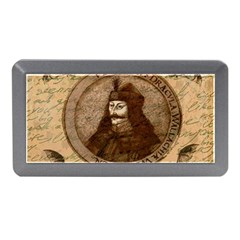 Count Vlad Dracula Memory Card Reader (mini) by Valentinaart