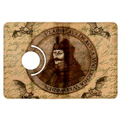 Count Vlad Dracula Kindle Fire Hdx Flip 360 Case by Valentinaart