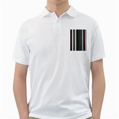 Miracle Mile Pattern Golf Shirts