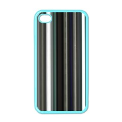 Miracle Mile Pattern Apple Iphone 4 Case (color) by Simbadda