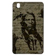 Indian Chief Samsung Galaxy Tab Pro 8 4 Hardshell Case by Valentinaart
