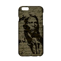 Indian Chief Apple Iphone 6/6s Hardshell Case by Valentinaart