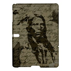 Indian Chief Samsung Galaxy Tab S (10 5 ) Hardshell Case  by Valentinaart