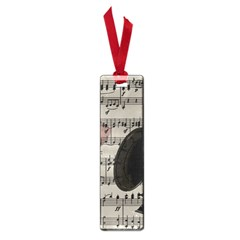 Vintage Music Design Small Book Marks by Valentinaart