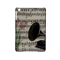 Vintage Music Design Ipad Mini 2 Hardshell Cases by Valentinaart
