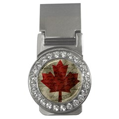 Canada Flag Money Clips (cz)  by Valentinaart