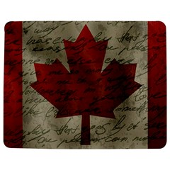 Canada Flag Jigsaw Puzzle Photo Stand (rectangular) by Valentinaart