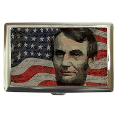 Lincoln Day  Cigarette Money Cases by Valentinaart