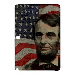 Lincoln Day  Samsung Galaxy Tab Pro 12 2 Hardshell Case by Valentinaart