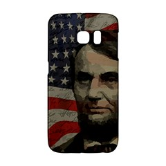 Lincoln Day  Galaxy S6 Edge by Valentinaart