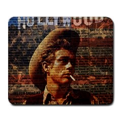 James Dean   Large Mousepads by Valentinaart