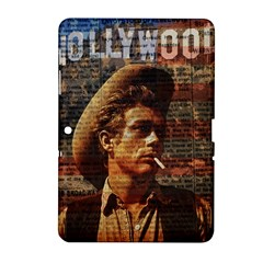 James Dean   Samsung Galaxy Tab 2 (10 1 ) P5100 Hardshell Case  by Valentinaart