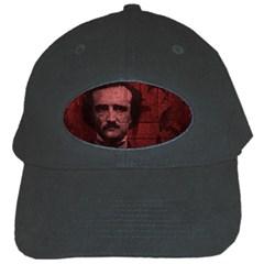 Edgar Allan Poe  Black Cap by Valentinaart