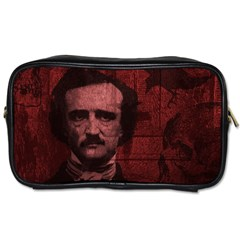 Edgar Allan Poe  Toiletries Bags 2 Side by Valentinaart