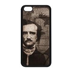 Edgar Allan Poe  Apple Iphone 5c Seamless Case (black) by Valentinaart