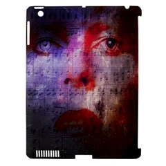 David Bowie  Apple Ipad 3/4 Hardshell Case (compatible With Smart Cover) by Valentinaart