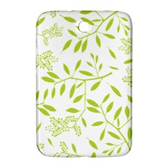 Leaves Pattern Seamless Samsung Galaxy Note 8.0 N5100 Hardshell Case  by Simbadda