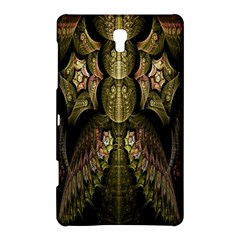 Fractal Abstract Patterns Gold Samsung Galaxy Tab S (8 4 ) Hardshell Case