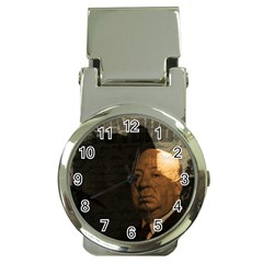 Alfred Hitchcock   Psycho  Money Clip Watches by Valentinaart