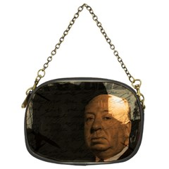 Alfred Hitchcock   Psycho  Chain Purses (two Sides)  by Valentinaart