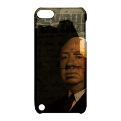 Alfred Hitchcock   Psycho  Apple Ipod Touch 5 Hardshell Case With Stand by Valentinaart