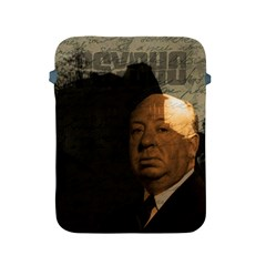 Alfred Hitchcock   Psycho  Apple Ipad 2/3/4 Protective Soft Cases by Valentinaart
