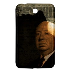 Alfred Hitchcock   Psycho  Samsung Galaxy Tab 3 (7 ) P3200 Hardshell Case  by Valentinaart