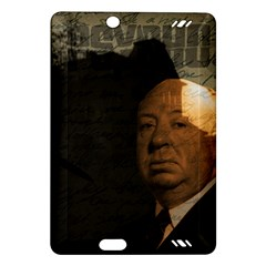 Alfred Hitchcock   Psycho  Amazon Kindle Fire Hd (2013) Hardshell Case by Valentinaart