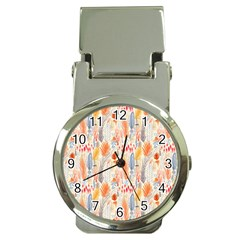 Repeating Pattern How To Money Clip Watches by Simbadda