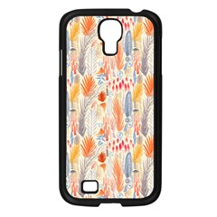 Repeating Pattern How To Samsung Galaxy S4 I9500/ I9505 Case (black) by Simbadda