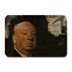 Alfred Hitchcock   Psycho  Plate Mats by Valentinaart